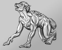 [Comm] Silver-grey by ErnCer