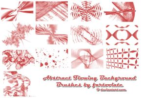 Abstract Flowing Backgrounds by fartoolate