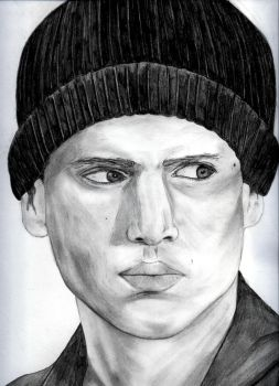 Wentworth_Michael Scofield by Elise-nmfp