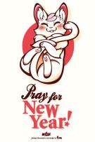 Pray for new year by mofuwa