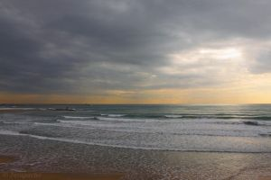 Mediterranean sea by Jorapache