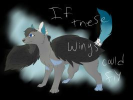 Wings by mistyfeather2832