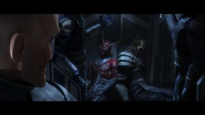 Maul And Savage Caught by Vitanifan55