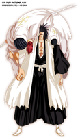 Bleach 502 - Kenpachi Zaraki by Tremblax