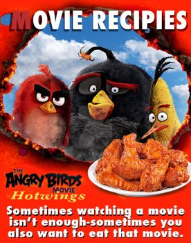 (1-YEAR ANNIVERSARY SPECIAL) Angry Birds Hotwings by jpbelow