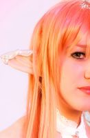 Asuna Yuuki- Close-up by JaMs-Yy