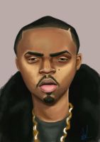 Nas by renegade21