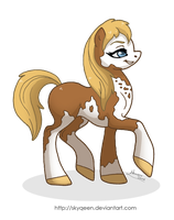 Twister Pony by MySweetQueen