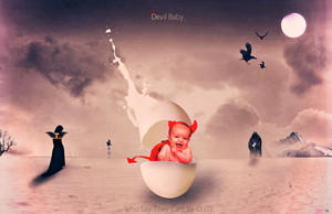 Devil Baby by DanieLSsTyLe