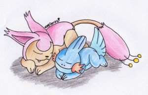 Sleepy Buddies by Operia