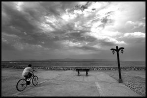 I want my bicycle... by salihguler