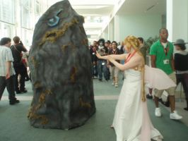 Summoning Stone Cosplay by CharlotteElbourne