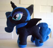 Nightfilly Moon version 2.0 - Commission by fireflytwinkletoes