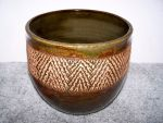 Large Carved Rustic Bowl by RenaissanceMan1