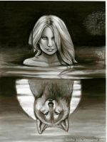 Reflection by NatsumeWolf