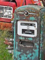 pump and truck by Travis3120