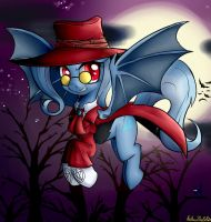 Vampi-Trixie Alucard ver. by AnibarutheCat