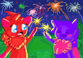 4th July contest entry. by Kassy1011