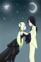 SS: Let Me Be With You by Elistanel