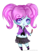 [Mini Chibi Com] for YokoKinawa 2/3 by Kazhmiran