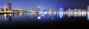 sharjah by BinAmin
