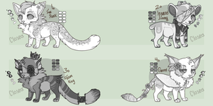 [CLOSED] Chibi auction 01 by Umv