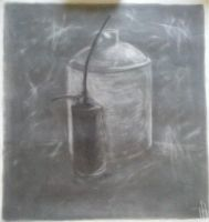 Oil Can and Jug by Dani-the-Naiad