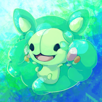 SD 15122013: Reuniclus by mopomoko