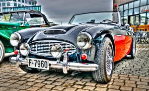 Austin Healey HDR by SindreAHN