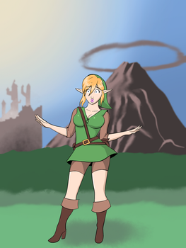 Link in the style of..... by sampleguy