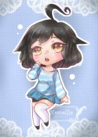 [chibi request] Marmar by Nomellie