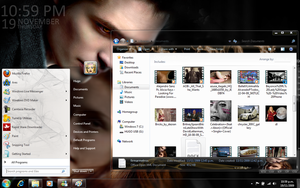 Twilight Theme For Windows 7 by shoguntx