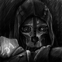 Corvo - Dishonored Fanart by kimded