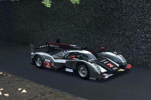 GT6: R18 @ Goodwood. by K9RASArt