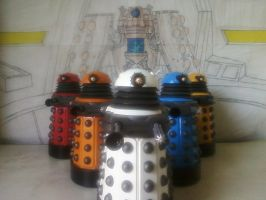 Doctor Who - Emperor Dalek Backdrop [6 of 6] by DoctorWhoOne