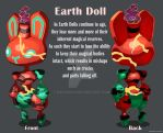 Earth Doll Concept Sheet 2 by procon-8
