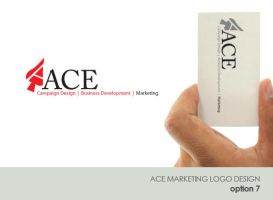 Ace Logo by hippiedesigner