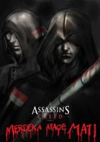 CGpractice124_Assassin's Creed Indonesia by anakdesa-baikhati
