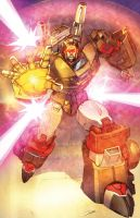 Generations  Trailbreaker by Dan-the-artguy