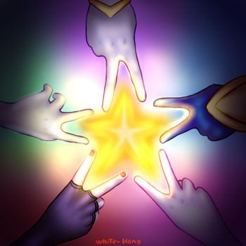 Star Guardians: United by White-Hana