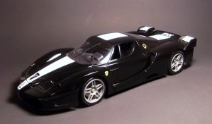 Hot Wheels Ferrari FXX by Firehawk73-2012