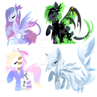 Pony batch 28 +CLOSED+ by Vania-k