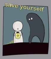 Save yourself by marii85