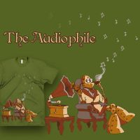 The Audiophile by kevlar51