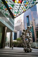 Outdoor Art in Singapore by TomFawls