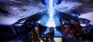 Mass Effect: Salvation War- What Really Happened by EnduringFighter