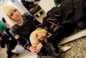Claymore: +Rest+ by HeikiC