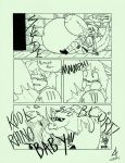 Attack of the Pregnancy Monsters part 4 by CleverFoxMan
