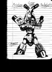 METABOT METABEE by TFFAN4EVER