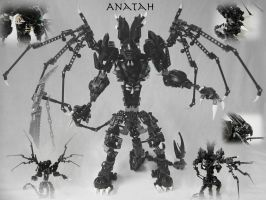 Anatah: The End of All by Glenfoxx